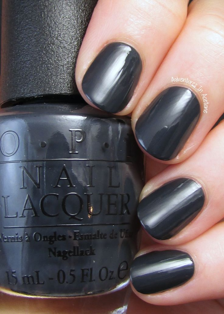 OPI Dark Side of the Mood (Fifty Shades of Grey Collection)