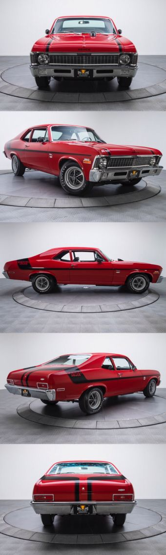 1970 Chevy Yenko Nova