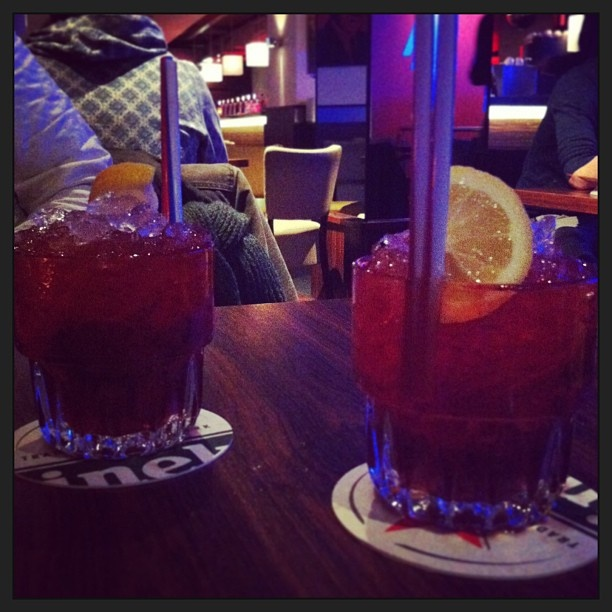 Cocktail time bij Fred & Douwe Deventer