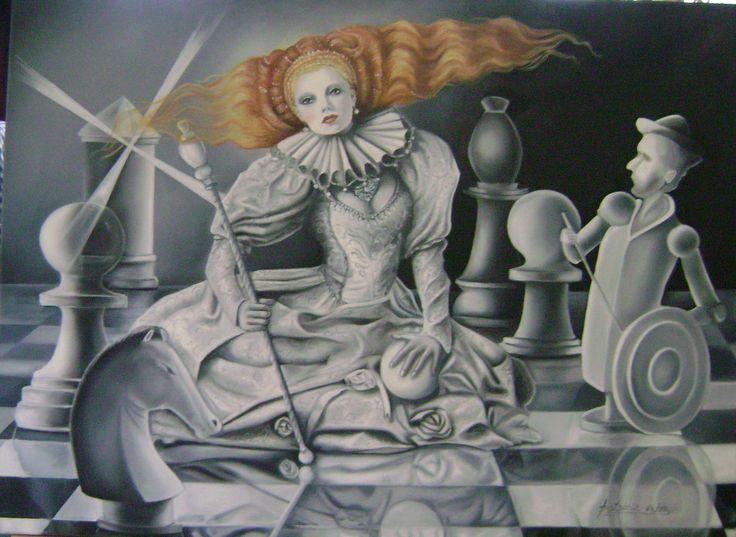 oleo 50x70- Patricia Valor