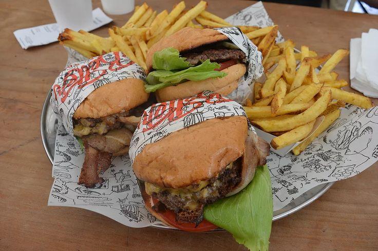 Better Burger in Auckland, New Zealand
