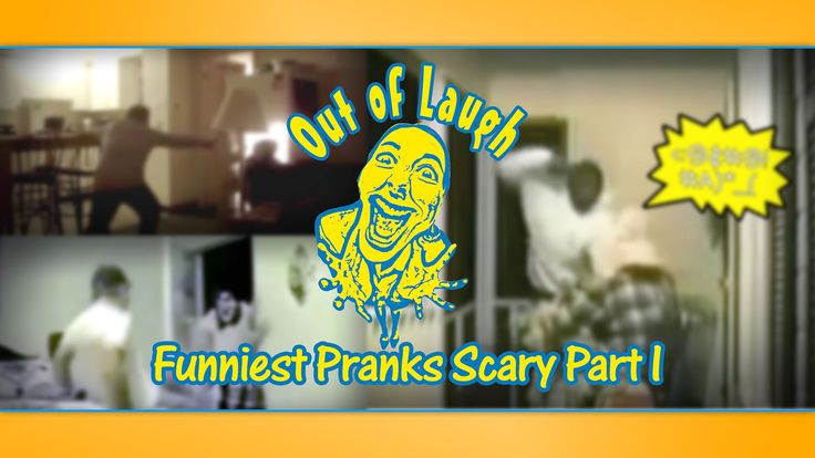 #FunnyVideos - Out of Laugh eps Funniest #Pranks #Scary Part 1