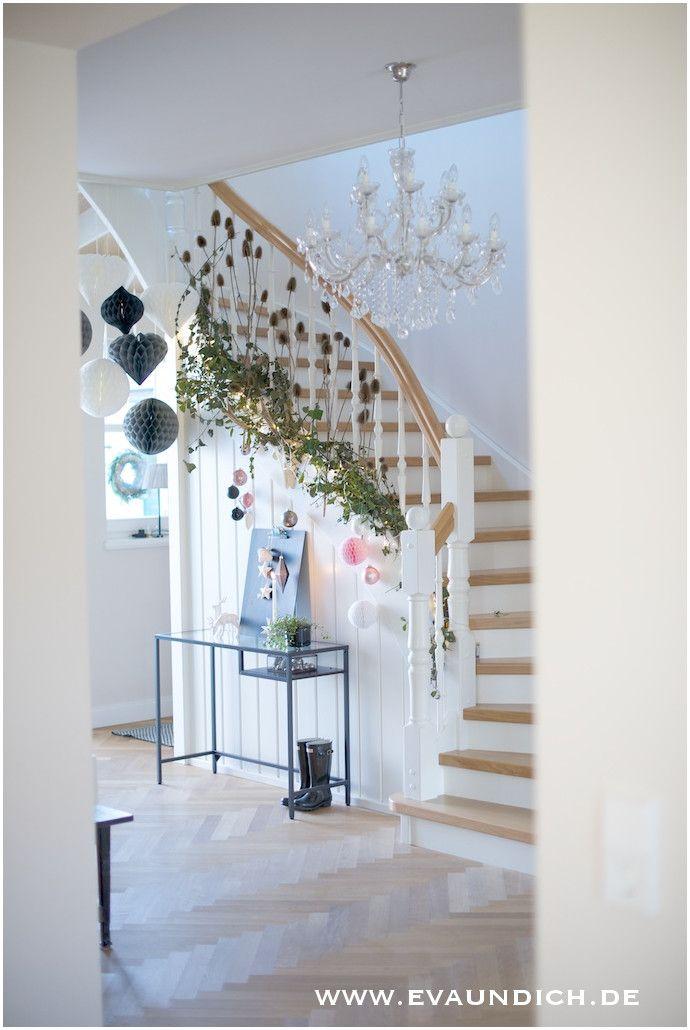 Idee: Pflanzen an die Treppe