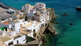 Ibiza, Spain - One of the Balearic Islands, has earned a reputation for being a Mecca for partygoers and young holidaymakers. But this historic island also has another side – popular with hippies and artists during the 70's, Ibiza has long been a chic retreat for worldly and artistic travellers.