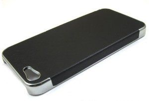 Plating skinning distinguished and elegant mobile phone shell for iphone5 (black)