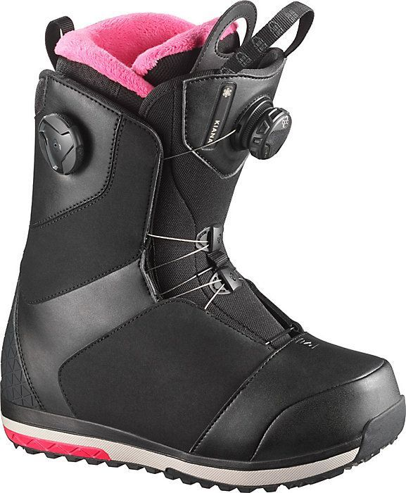Details about Salomon Kiana Focus Boa Damen Snowboard Shoes Boots Snowboots Snowboardboots New