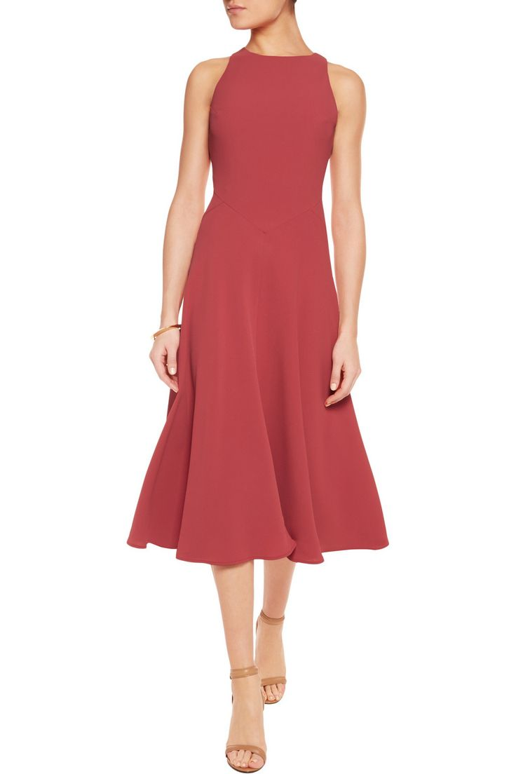 Terri crepe dress