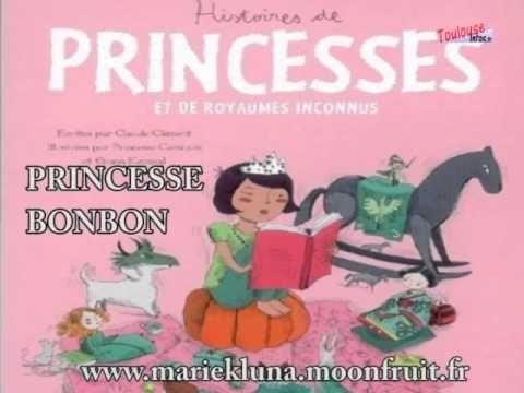 Princesse Bonbon (conte pour enfants)
