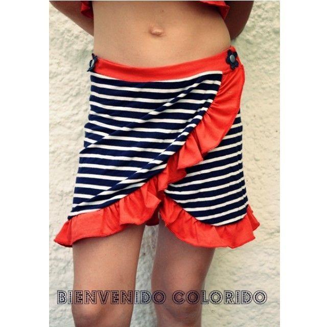 Bikini-Mini, Kreativ-FREEbook - farbenmix Online-Shop - Schnittmuster, Anleitungen zum Nähen