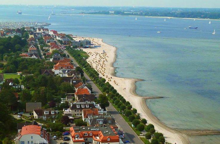 <p>MILEVIS MED STRENDER: Feriebyen Laboe, rett nordøst for Kiel, har deilige sandstrender, langgrunt badevann og gode feriehus. Strendene her oppe i nord kalles «Nordeuropas Karibia», ikke uten grunn. Foto: Laboes Turistkontor.</p>