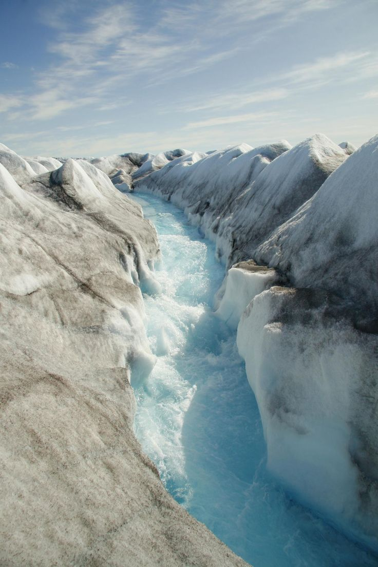 Greenland ice melt due to 'global warming' found not so bad after all