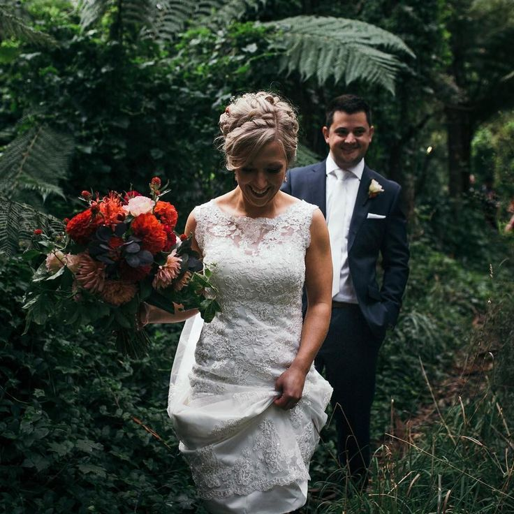 Lyrebird Falls Receptions -  Liz & Adam