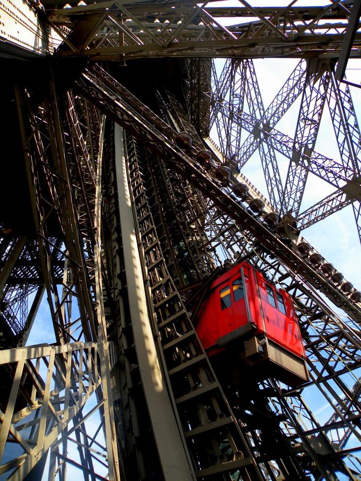 Up the Eiffel