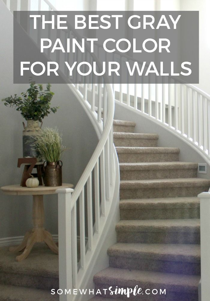 1000 ideas about gray paint on pinterest benjamin moore sherwin william and paint colors. Black Bedroom Furniture Sets. Home Design Ideas