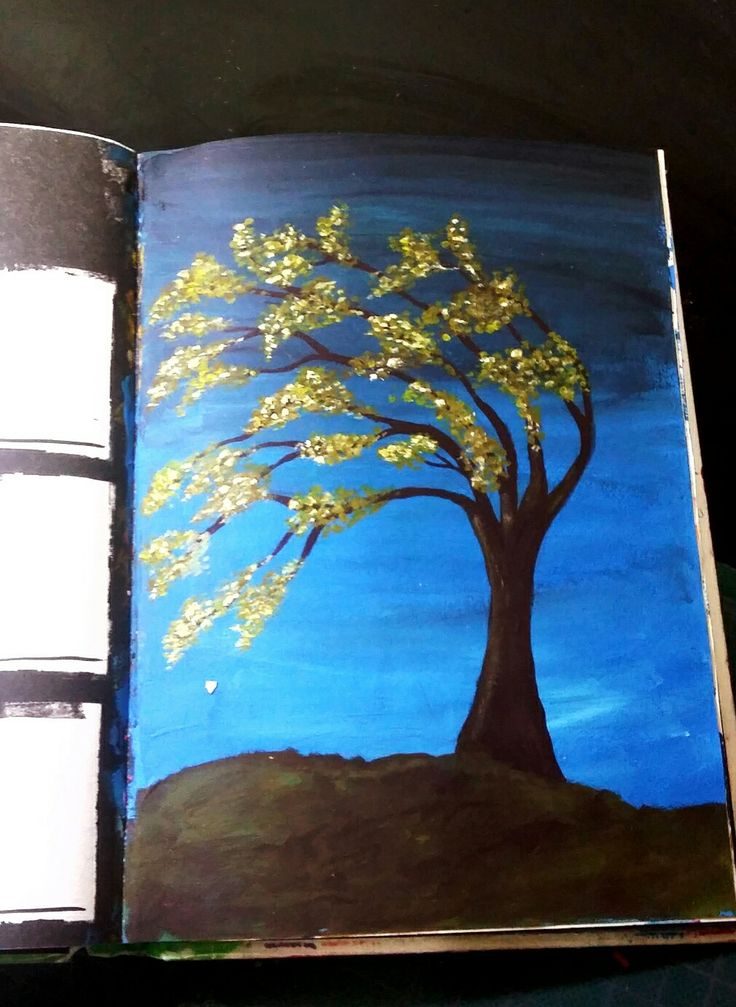 """Picture yourself as a tree""  #Anti Journal #ArtJournal  Anti Journal / David Sinden; Nikalas Catlow"
