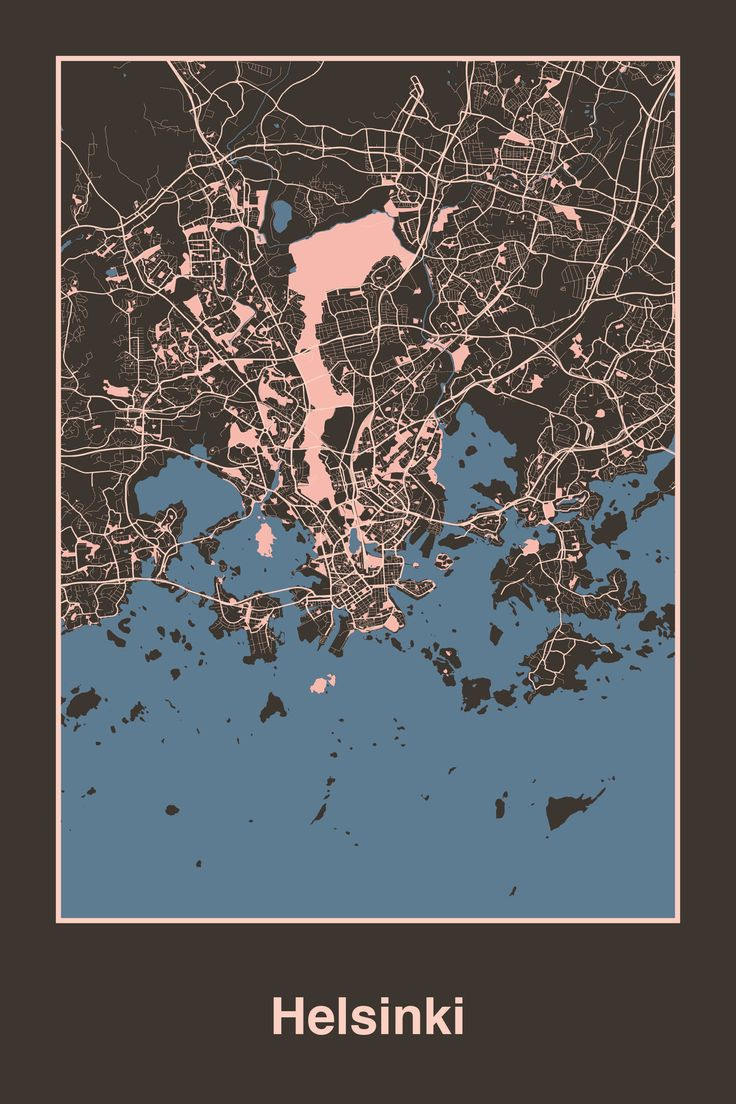 189 best urban images on pinterest city maps city and map art map of helsinki capital of finland the highlighted areas are public parks helsinkis central park is 10 km long the monocle magazine ranked helsinki gumiabroncs Image collections