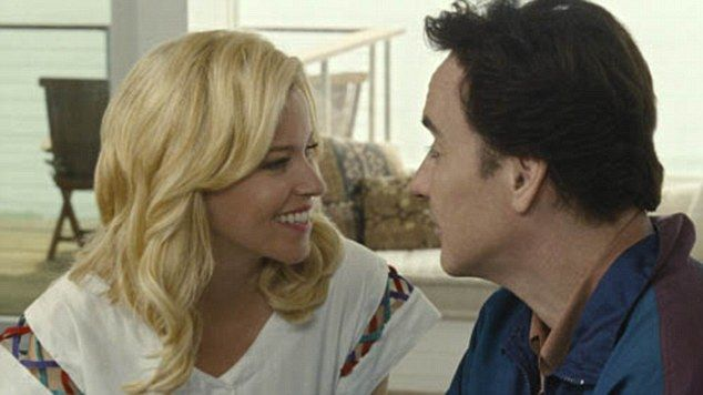 Though most of Brian's life must have been a blur, it is being dredged up again in stark, unrelenting detail for a new film about his troubled life, Love And Mercy. Above, John Cusack as Brian and Elizabeth Banks as his love interest, Melinda