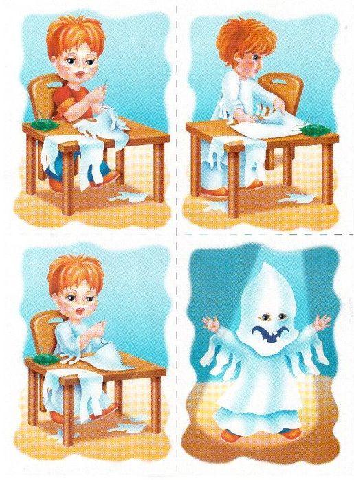 Histoire séquence - Halloween- Partie 2