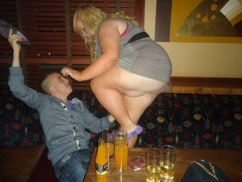 Embarrassing Nightclub Photos