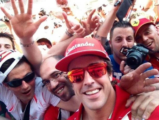 GP Spagna 2012: Alonso è il più veloce nella prima sessione di prove libere