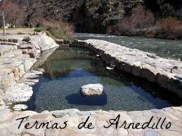 Las Termas de Arnedillo La Rioja