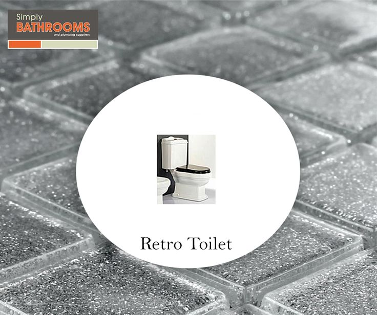 Want an elegant bathroom that looks like it comes straight out of Downton Abbey? Take a look at this classic Simply Bathroom toilet… #HomeImprovements #BathroomDecor