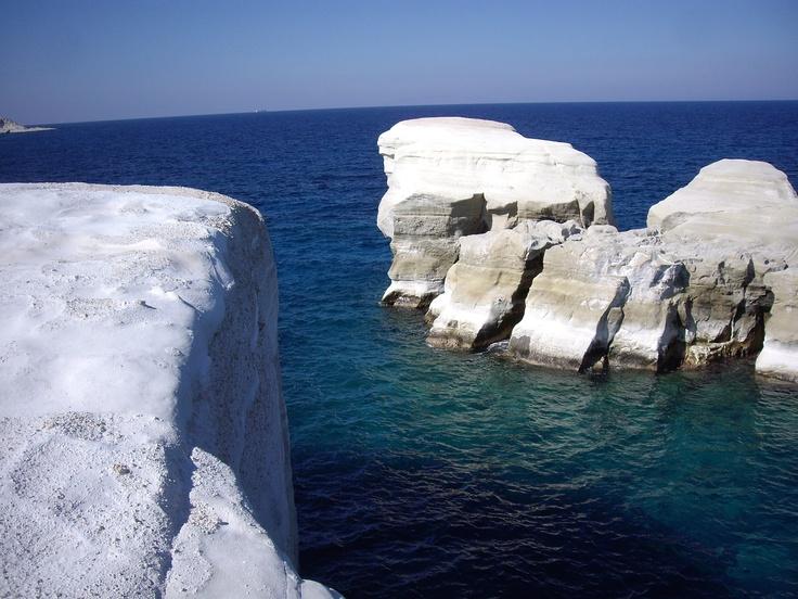 MELOS - SAILING the GREEK ISLANDS