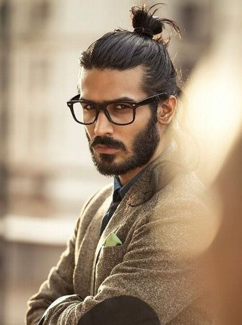 Long On Top Hairstyle For Men
