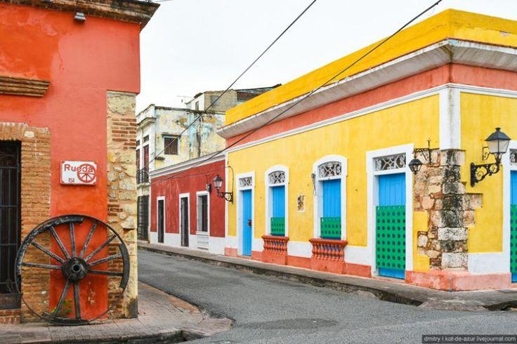 Пиратская экзотика: гуляем по атмосферному Санто-Доминго / Туристический спутник