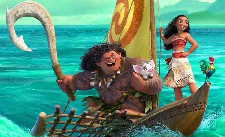 Moana Fans- 3 Things Almost Everyone Missed. This Will Make You Laugh!