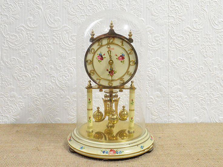 kundo 400 day anniversary clock with handpainted face pinned by pin4etsycom - Anniversary Clock