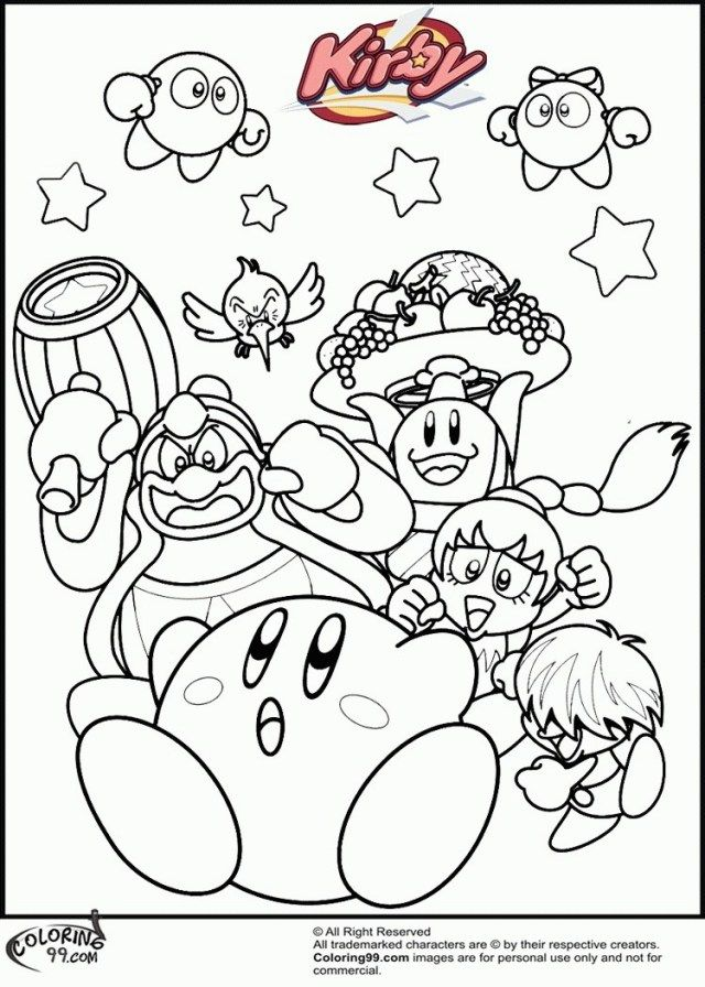 25 Pretty Image Of Kirby Coloring Pages Albanysinsanity Com Mario Coloring Pages Monster Coloring Pages Super Mario Coloring Pages