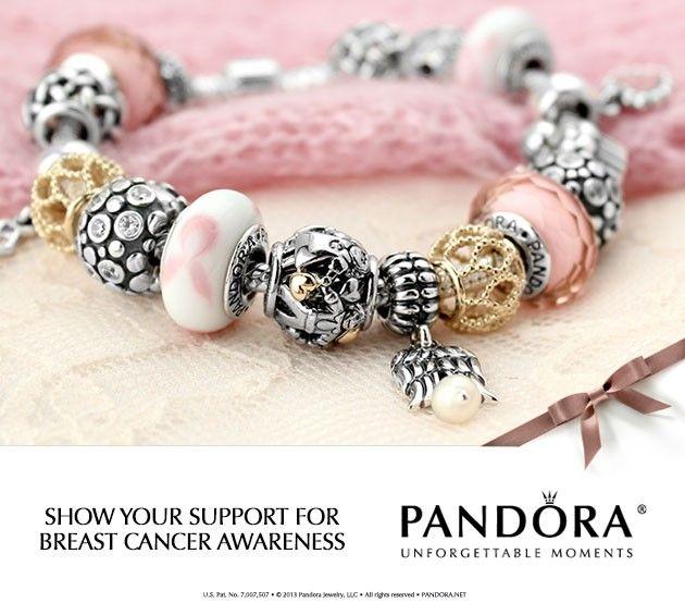 Pandora Bracelet Pink