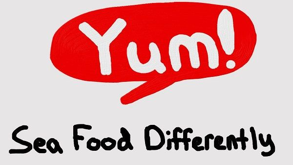 Part of a blog post where I mix brand logos with the slogan from other brands to more accurately describe them. This one is for Yum Brands.