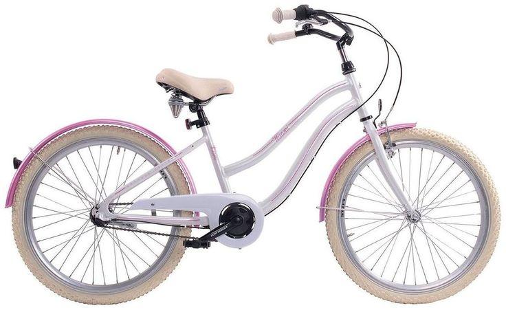 """Dámské kolo Cossack Miami 17""""/3r, bílé Stylové dámské kolo Cossack Miami vyvedené v retro stylu s 3 rychlostním řazením. Pohodlný cruiser určený do města, na cesty nebo jenom tak na vyjížďky pro parádu. Design připomínající motocykl je v tomto případě zcela účelový. Rám kola je vyroben z hliníku a je tak mnohem lehčí, nežli kola vyrobená z oceli. Pohodlné sedlo je samozřejmostí. Za nepříznivého počasí Vás ochrání zadní a přední blatník a účinný kryt na řetěz. Kolo je vhodné pro výšku postavy…"""