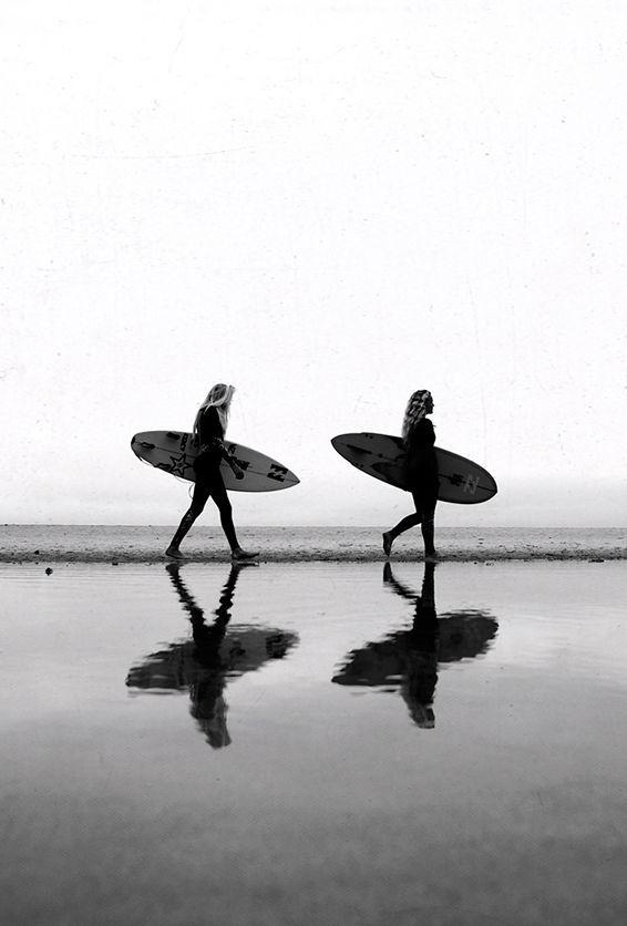 girls + their boards