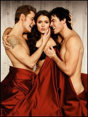 Hands off Elena, he's mine!