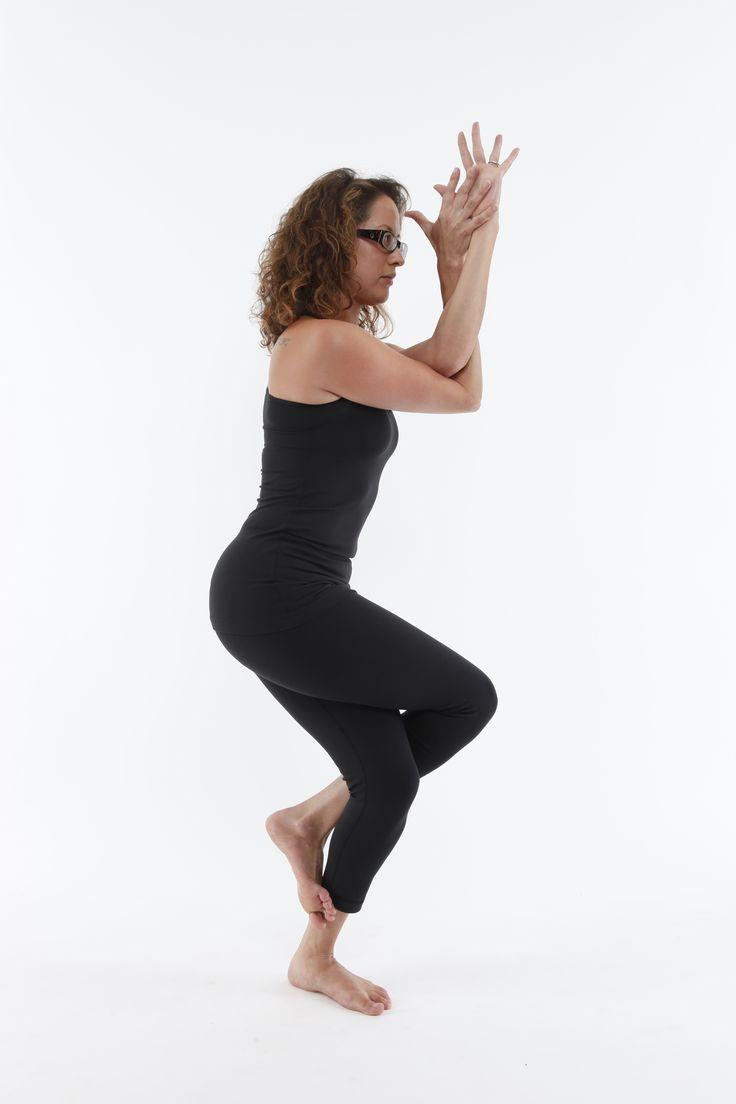 yoga burn program review | Yoga benefits, Eagle pose yoga ...