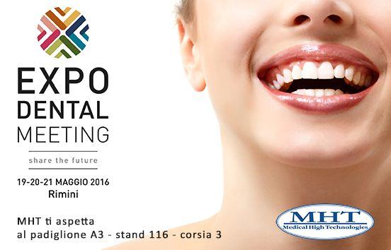 MHT Newsletter #26, Expodental Meeting 2016, Rimini.