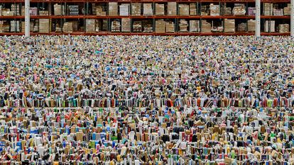 Haywood Gallery. Andreas Gursky 25 January - 22 April 2018. £16