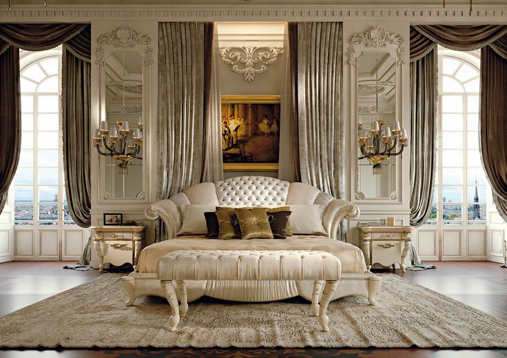 Prestige Collection http://www.turri.it Classic luxury bedroom furniture