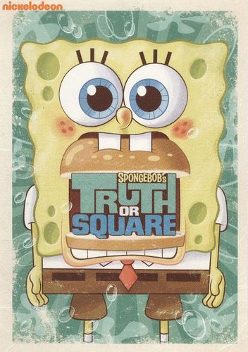 SpongeBob SquarePants: SpongeBob's Truth or Square [DVD]