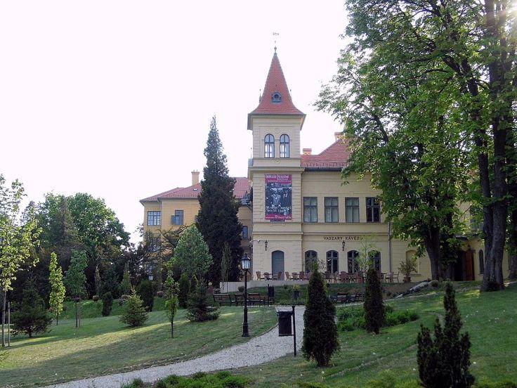 Vaszary villa - Balatonfüred, Hungary