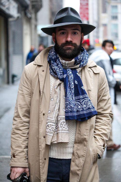 how to make a bandana headband for guys