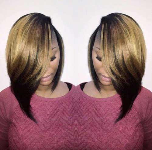 1000 ideas about Weave Bob Hairstyles on Pinterest