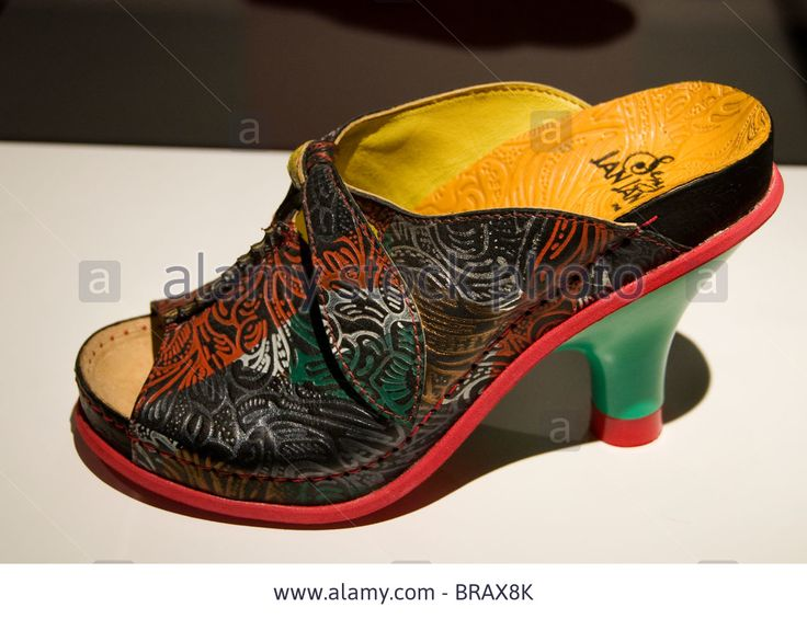 Amsterdam Netherlands Jan Jansen Master Of Shoe Design Shoes Stock ...