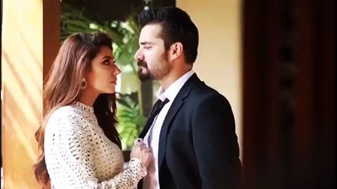 Hamza Ali Abbasi & Mahira Khan's Photoshoot for DIVA Magazine - BTS