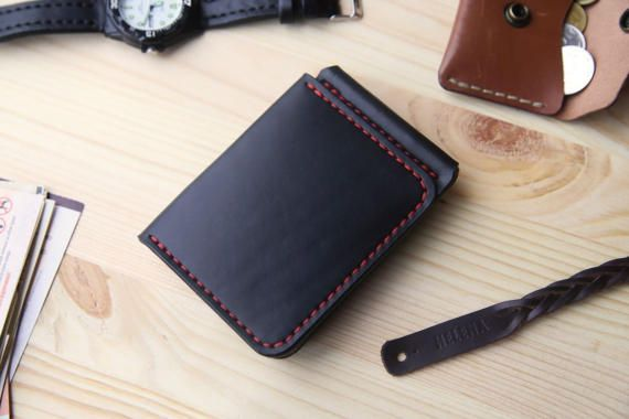 Personalized money clip wallet money clip card by Manufacturabrand