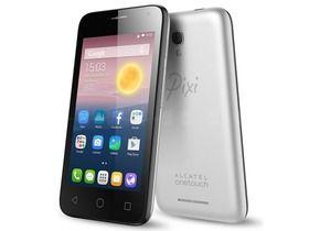 Alcatel Pixi First (4024D) (Dual SIM) kártyafüggetlen okostelefon, Soft Slate (Android)