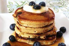 Συνταγή Pancakes χωρίς γλουτένη | mamapeinao.gr | ΜΑΜΑ ΠΕΙΝΑΩ
